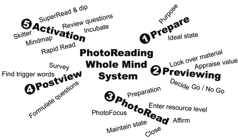 PhotoReading Whole Mind System by Paul Scheele