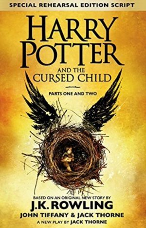 How to speed read Harry Potter and the Cursed Child