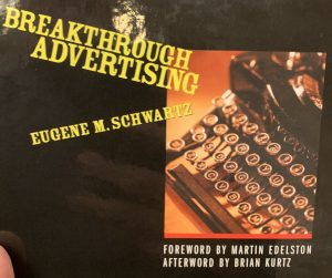 Breakthrough Advertising by Eugene M. Schwartz