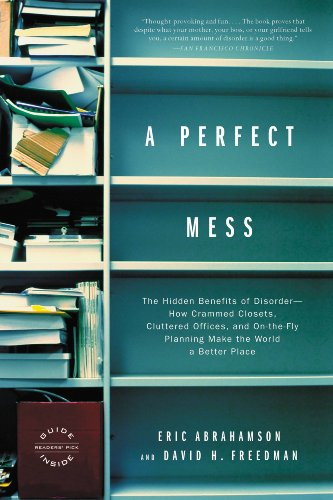Perfect Mess – mess is good for you