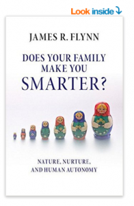 Summary of Does your Family Make You Smarter?by James Flynn